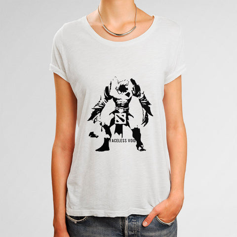 Faceless Void Dota 2 Woman's T-Shirt | Leaftunes