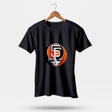 San Francisco Dead Giants Men T-Shirt | Leaftunes