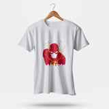 The Flash Men T-Shirt | Leaftunes