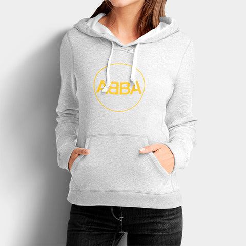 Abba Woman's Hoodies | Leaftunes