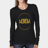 Abba Woman's Long Sleeve | Leaftunes