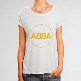 Abba Woman's T-Shirt | Leaftunes