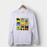 Anime Avengers Man's Long Sleeve | Leaftunes