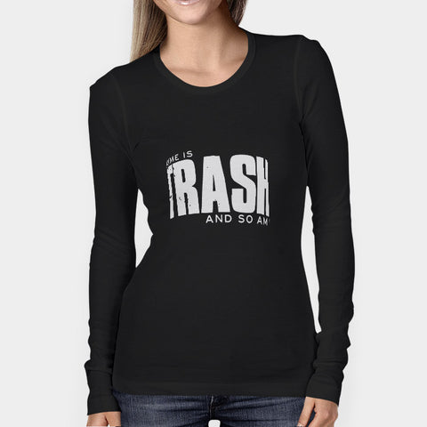 Anime Trash Woman's Long Sleeve | Leaftunes