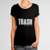 Anime Trash Woman's T-Shirt | Leaftunes