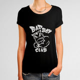 Bad Boy Club Woman's T-Shirt | Leaftunes