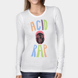 Acid Rap Chance The Rapper Woman's Long Sleeve | Leaftunes