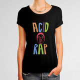 Acid Rap Chance The Rapper Woman's T-Shirt | Leaftunes