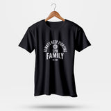 Always Keep Fighting Supernatural Family Man's T-Shirt | Leaftunes