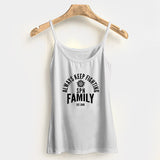 Always Keep Fighting Supernatural Family Woman's Tank Top Halter Top | Leaftunes