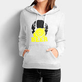 Beer Bear Deer Woman's Hoodies | Leaftunes