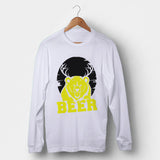 Beer Bear Deer Man's Long Sleeve | Leaftunes