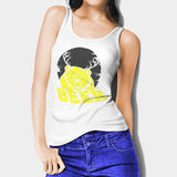 Beer Bear Deer Woman's Tank Top I | Leaftunes