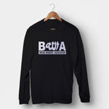 BWA x Champion Man's Long Sleeve | Leaftunes