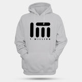 1 Million Dance Man's Hoodies | Leaftunes