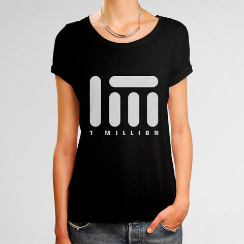 1 Million Dance Woman's T-Shirt | Leaftunes
