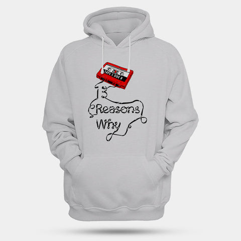 13 Reasons Why Tape Man's Hoodies | Leaftunes