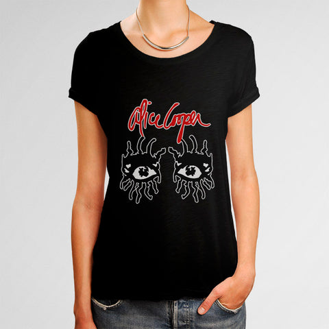 Alice Cooper Eyes Love It To Death Woman's T-Shirt | Leaftunes