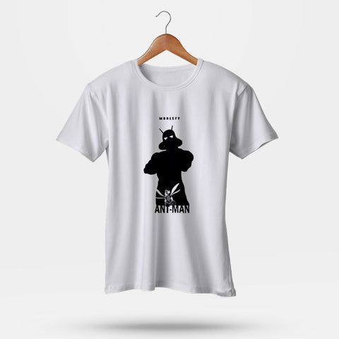Antman The Modesty Man's T-Shirt | Leaftunes
