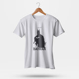 Batman Justice Grey Man's T-Shirt | Leaftunes