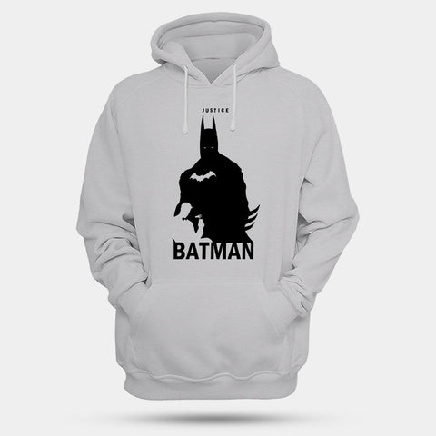 Batman Justice Man's Hoodies | Leaftunes