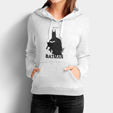 Batman Justice Woman's Hoodies | Leaftunes