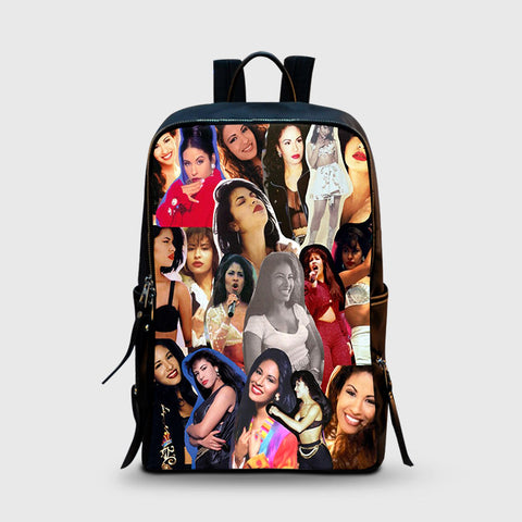 69d6b0a2bea3 Selena Quintanilla in Heaven School Backpacks