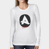 Afrojack Signature Woman's Long Sleeve | Leaftunes