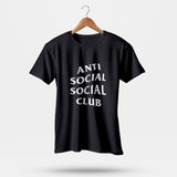 Anti Social Social Club Man's T-Shirt | Leaftunes