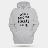 Anti Social Social Club Man's Hoodies | Leaftunes