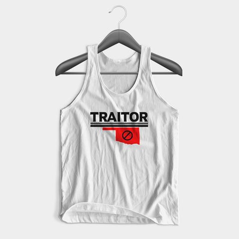 Baker Mayfield Traitor Texas Man's Tank Top | Leaftunes