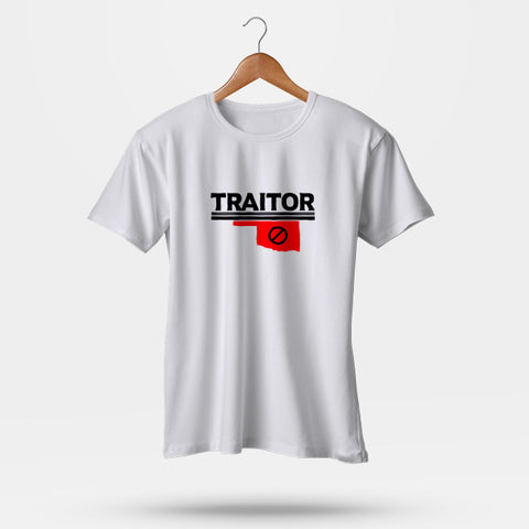 Baker Mayfield Traitor Texas Man's T-Shirt | Leaftunes