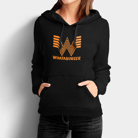 Whataburger Woman's Hoodies | Leaftunes