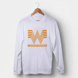Whataburger Man's Long Sleeve | Leaftunes