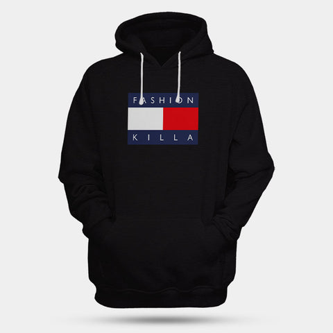 Fashion Killa Tommy Hilfiger Man's Hoodies | Leaftunes
