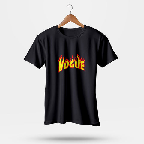 Vogue Thrasher Man's T-Shirt | Leaftunes