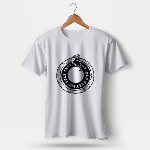 The Old Grey Whistle Test Snake Man's T-Shirt | Leaftunes