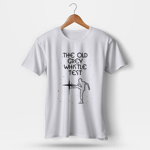 The Old Grey Whistle Test Man's T-Shirt | Leaftunes