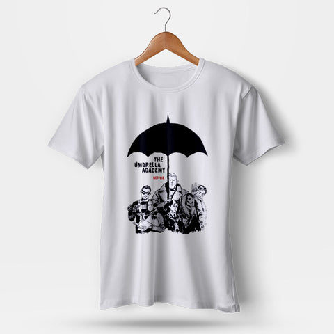 The Umbrella Academy Sketch Man's T-Shirt | Leaftunes