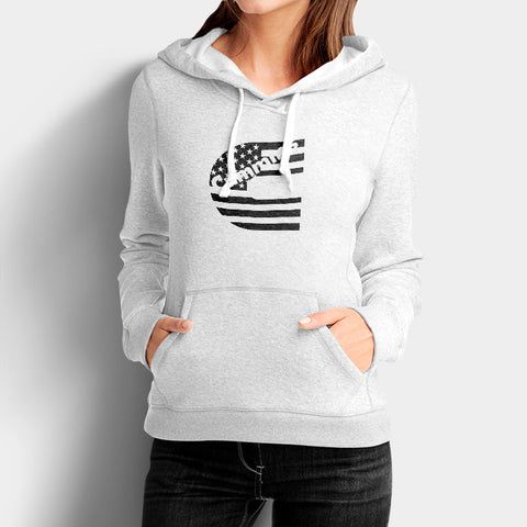 Cummins USA Woman's Hoodies | Leaftunes
