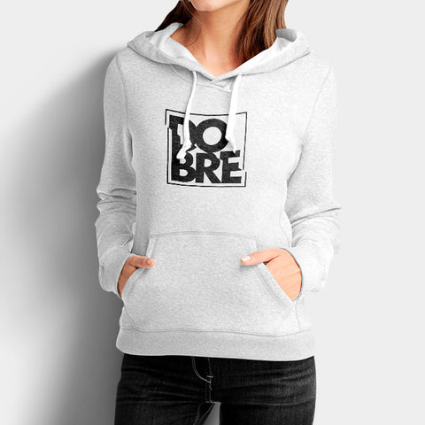 Dobre Brothers Logo Woman's Hoodies | Leaftunes
