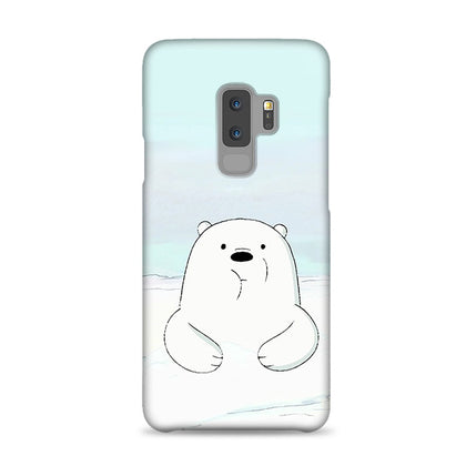 We Bare Ice Bear Samsung Galaxy S9 | Leaftunes