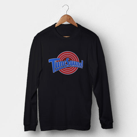 Tune Squad Man's Long Sleeve | Leaftunes