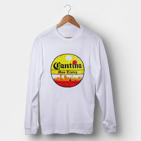 Mos Eisley Cantina Man's Long Sleeve | Leaftunes