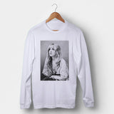 Stevie Nicks Queen Of Rock N Roll Man's Long Sleeve | Leaftunes