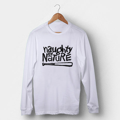 Naughty By Nature Run DMC 2pac Music East Coast Rappers Man's Long Sleeve | Leaftunes