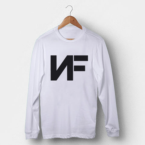 NF Rap Music NF Abstract Man's Long Sleeve | Leaftunes
