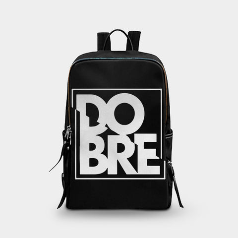 405778c24115 Dobre Brothers Logo School Backpacks