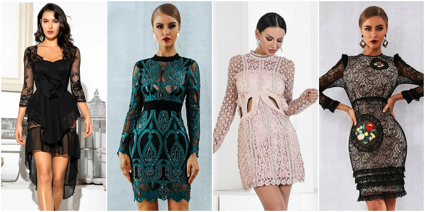 cheap lace homecoming dresses 2019
