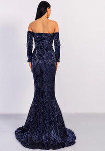 Giselle Gown- Blue